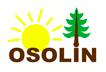 Logo Osolina z tłem